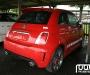 Fiat 500 Abarth Red