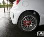 Fiat 500 Abarth Wheel 2