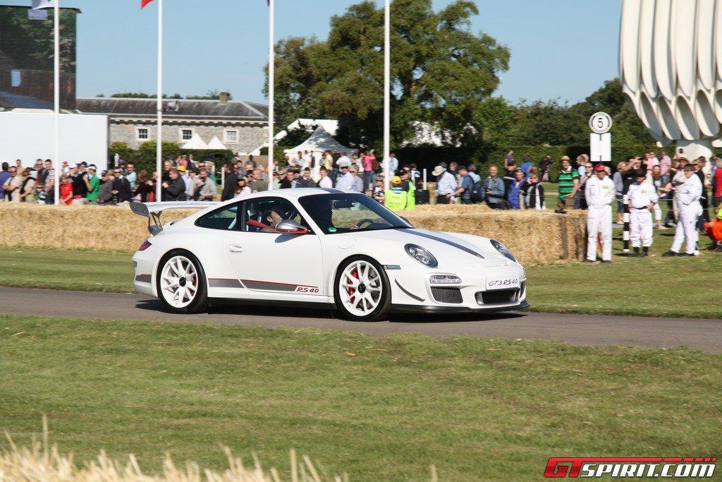 La GT3 RS 4.0 à Goodwood Goodwood_2011_supercar_hill_climb_016