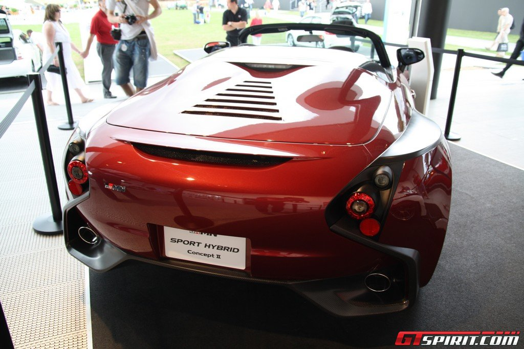 Goodwood 2011 Toyota GRMN Sports Hybrid Concept II