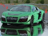 Green Audi R8 V10 Tuned by Racing One 006