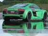 Green Audi R8 V10 Tuned by Racing One 007