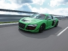 Green Audi R8 V10 Tuned by Racing One 010