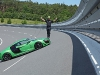 Green Audi R8 V10 Tuned by Racing One 013