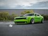 green-dodge-challenger-srt-hellcat