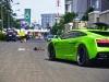Verde Ithaca Lamborghini Gallardo LP560-4 on ADV.1 wheels