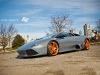 Grigio Telesto Lamborghini Murcielago by SR Auto