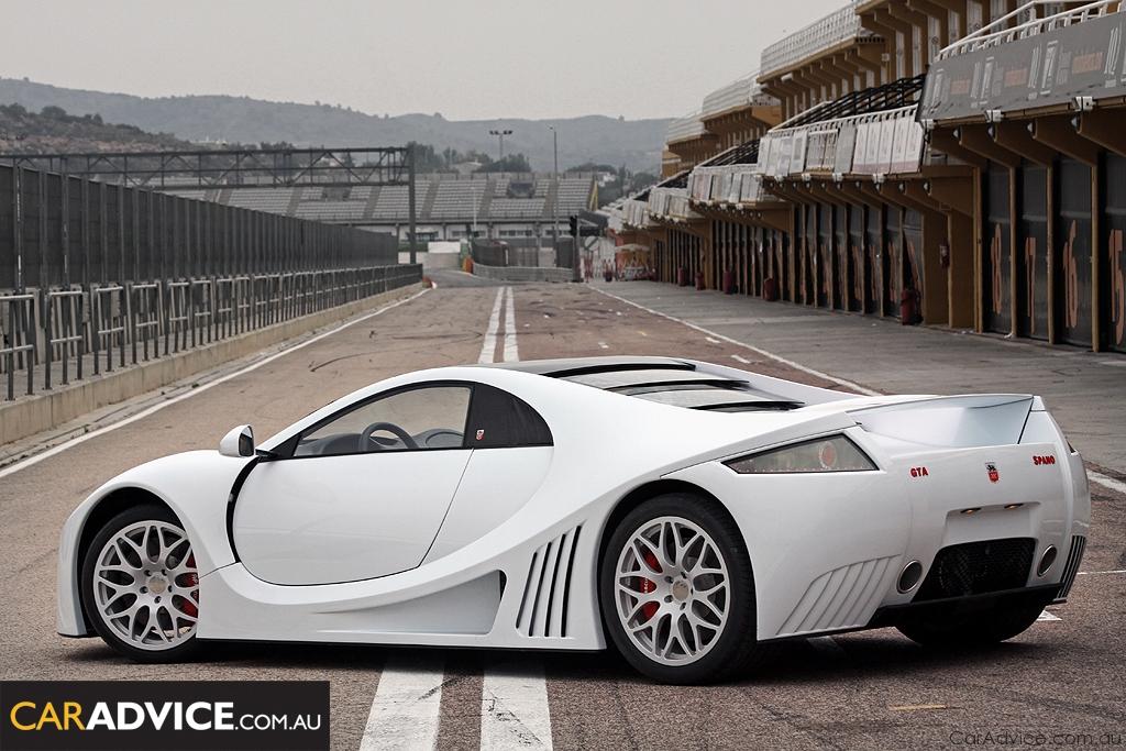2010 GTA Spano photo