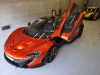 McLaren P1 at Curbstone Track Events