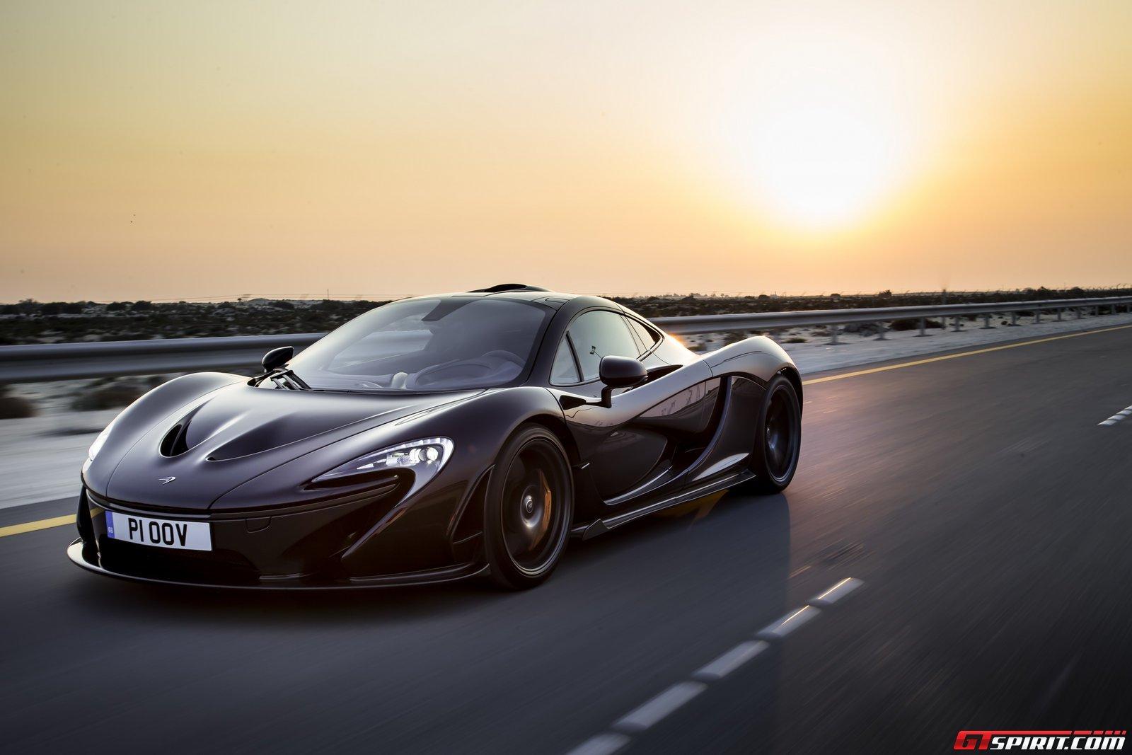 Teste Do GTSpirit Ao P1: Exclusive: McLaren P1 Review