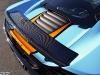 Gulf Blue McLaren MP4-12C at Lamborghini Newport Beach