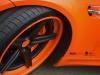 'Halloween Edition' Orange BMW M3 by Antelope Ban on ADV.1 Wheels