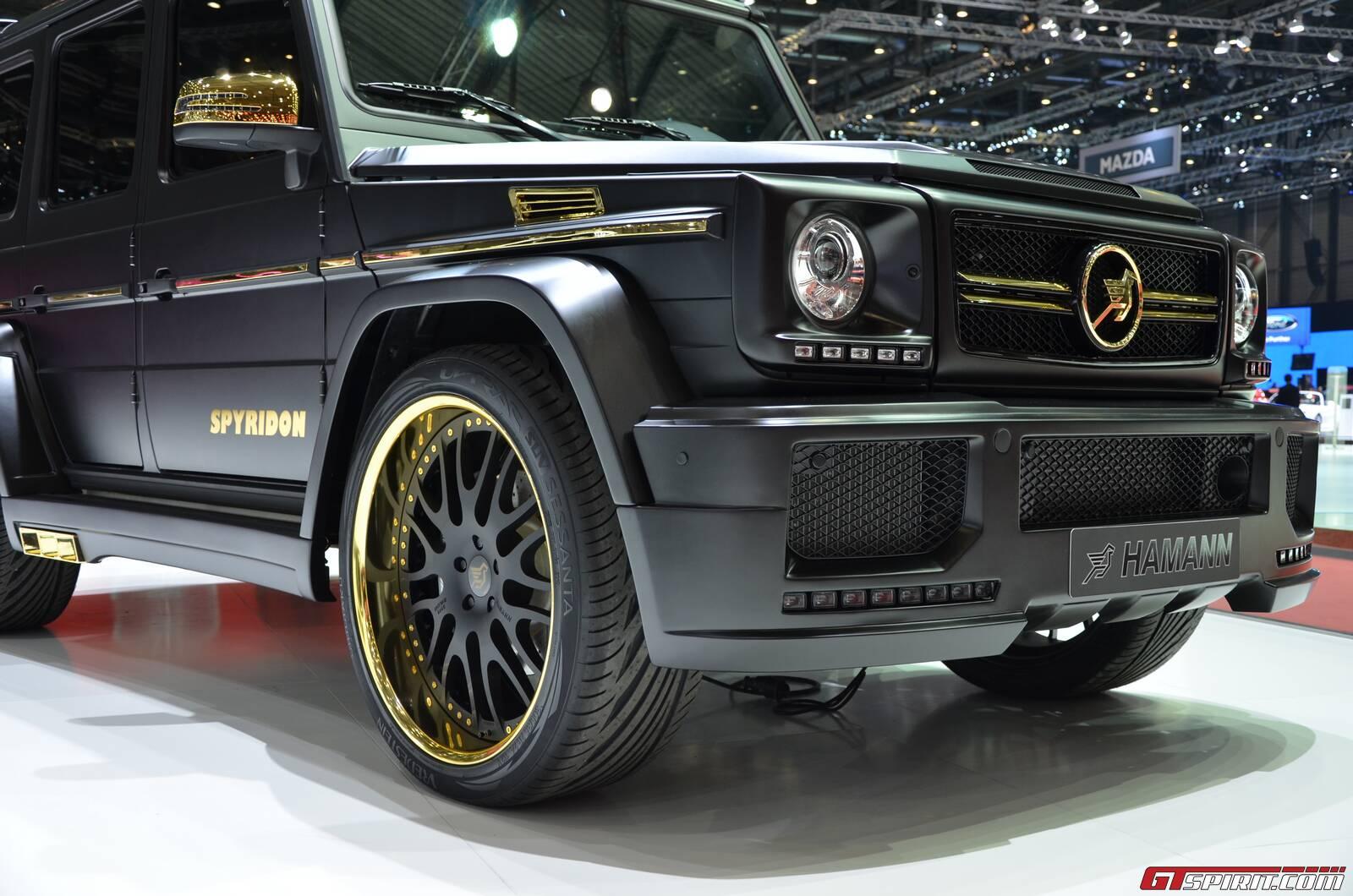 G63 hamann kit for Mercedes benz hamann