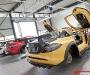 Hamann SLR Volcano Yellow