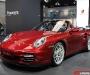 Porsche 997 Turbo Convertible Facelift