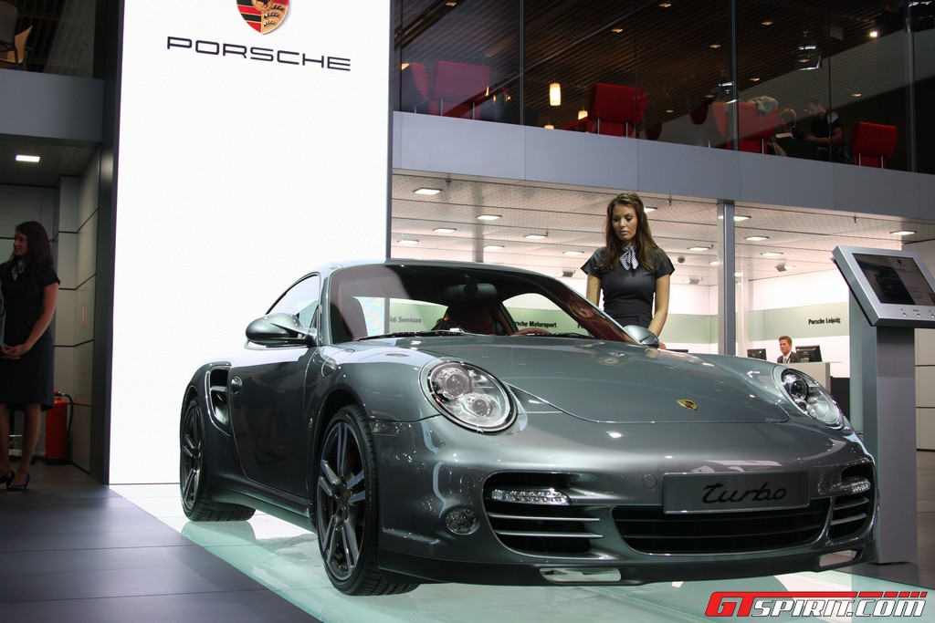 iaa 2009 porsche 997 turbo 997 turbo convertible facelift. Black Bedroom Furniture Sets. Home Design Ideas
