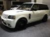 IAA 2011 Mansory Range Rover Vogue