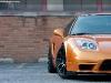 Imola Orange Acura NSX