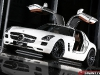 Official Inden Design Mercedes SLS 'The Flyer'