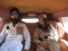 Interior Pictures of Gold Armored Dartz Prombron Wagon Used in The Dictator Movie 002
