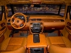 Interior Pictures of Gold Armored Dartz Prombron Wagon Used in The Dictator Movie 017