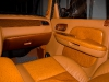 Interior Pictures of Gold Armored Dartz Prombron Wagon Used in The Dictator Movie 019