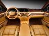 Interior Upgrade Mercedes-Benz S600 Guard by TopCar
