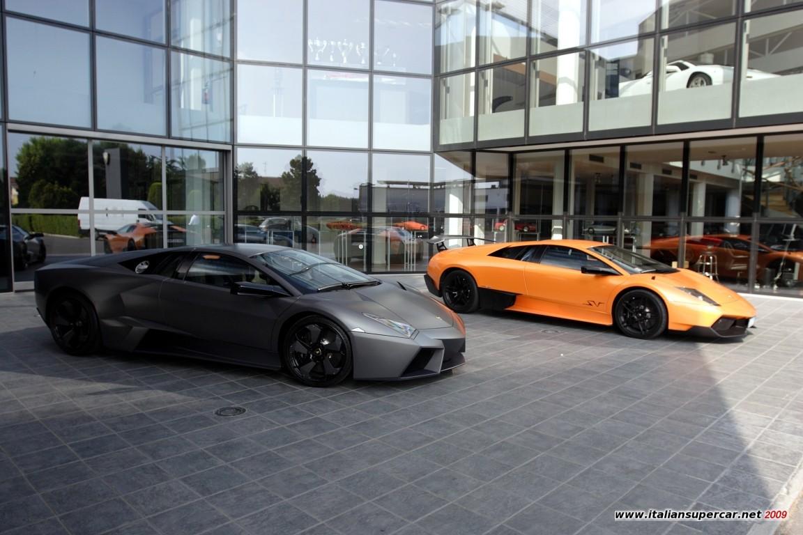 International Lamborghini Owners Club Meeting 2009 Gtspirit