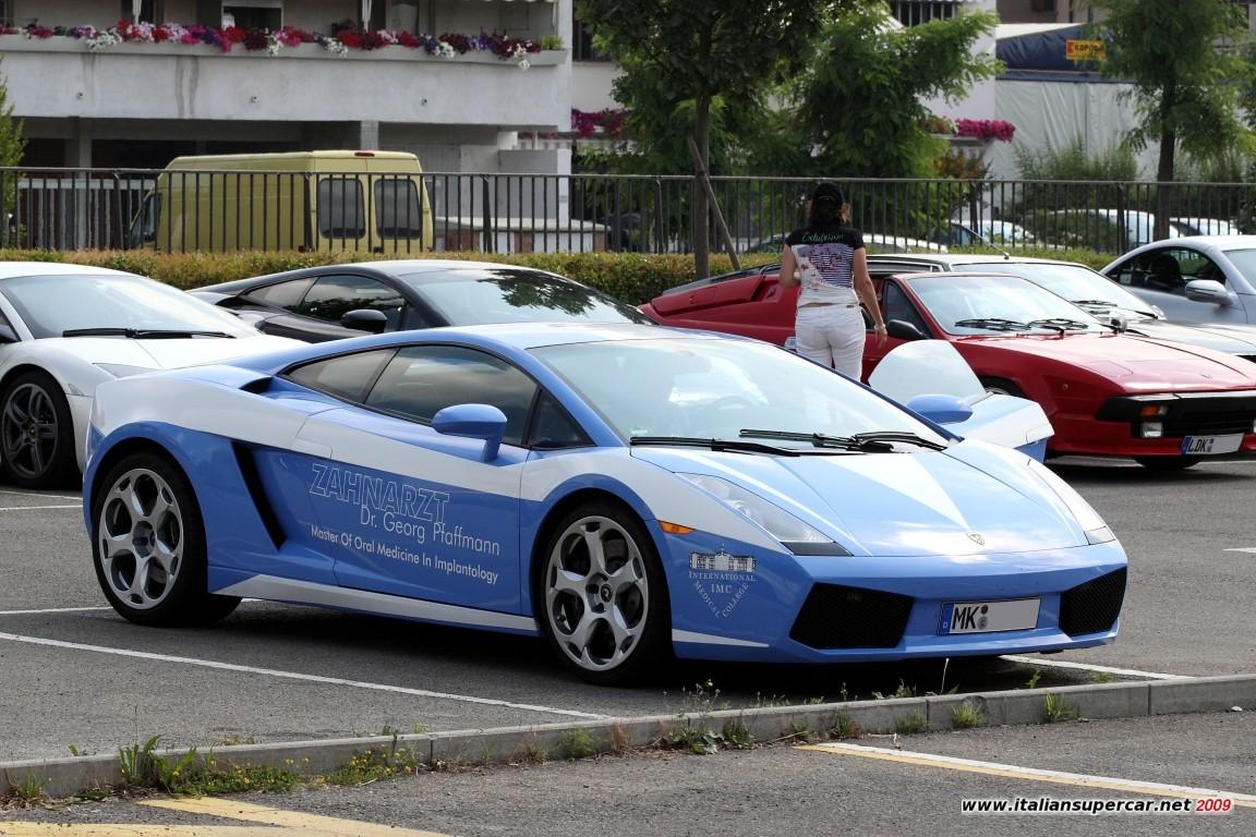 International Lamborghini Owners Club Meeting 2009