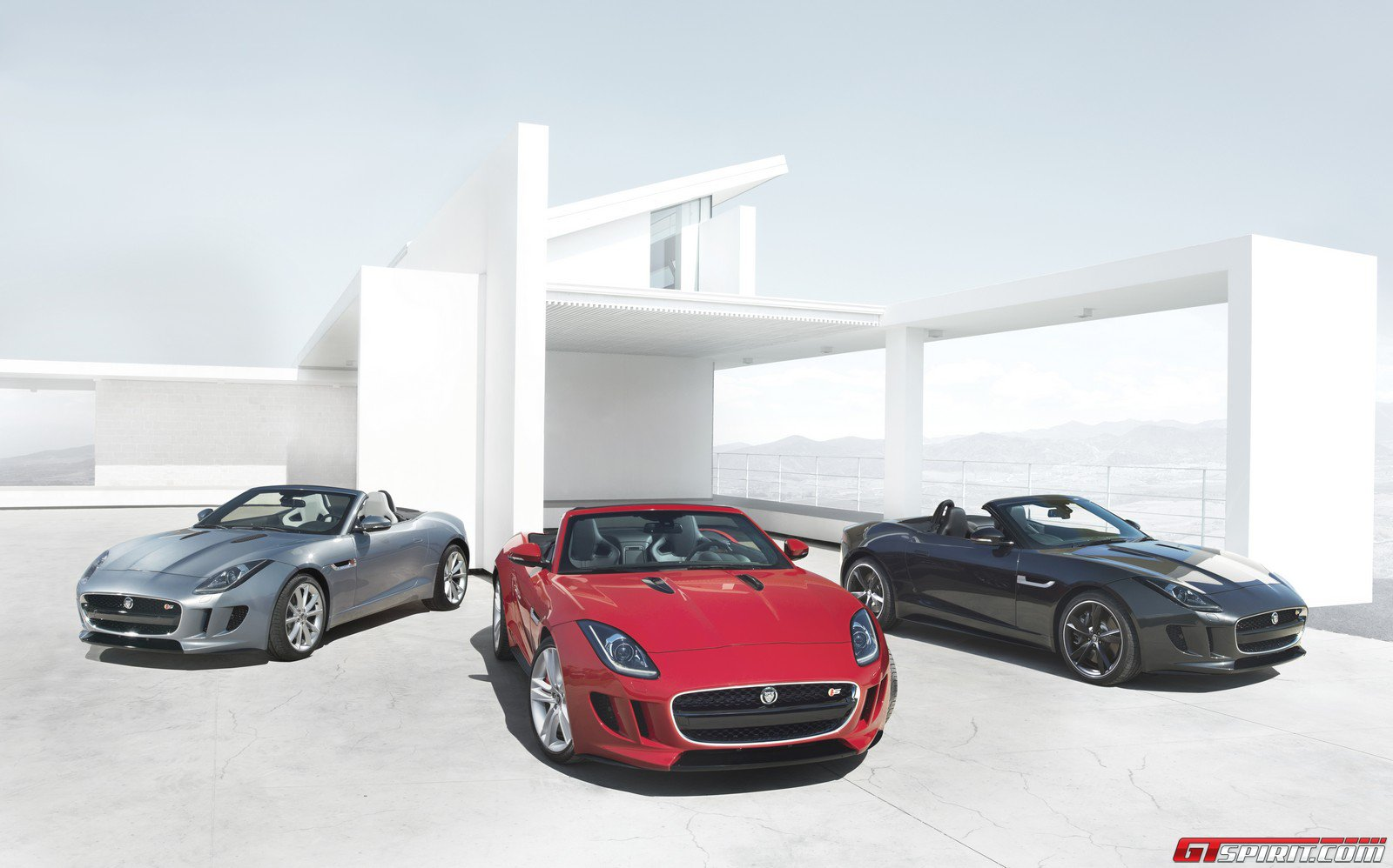 Jaguar F-Type - Exterior Photo 1