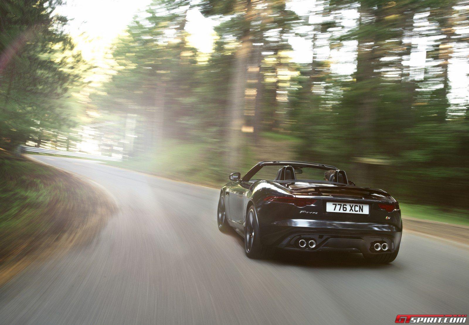 Jaguar F-Type - Exterior Photo 22