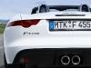 Jaguar F-Type V6 Exhaust