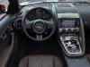 Jaguar F-Type V6 S Dash