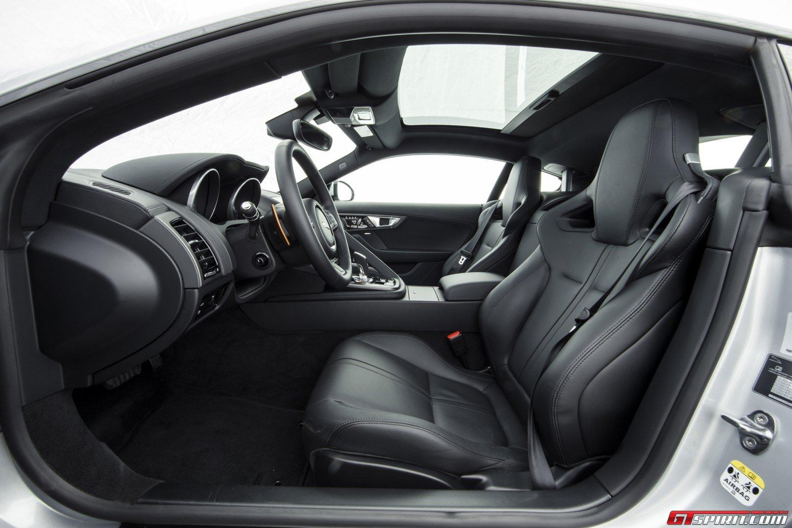 Antevis O Jaguar F Type Roadster Em 2013 Coup Em 2014 Concept Inside P Gina 16