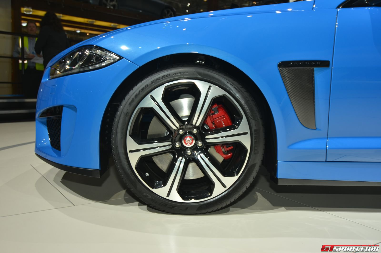Geneva 2014 Jaguar Xfr S Sportbrake