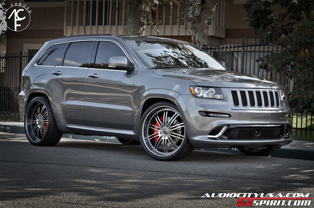 jeep grand cherokee srt 8 on ac forged wheels. Cars Review. Best American Auto & Cars Review