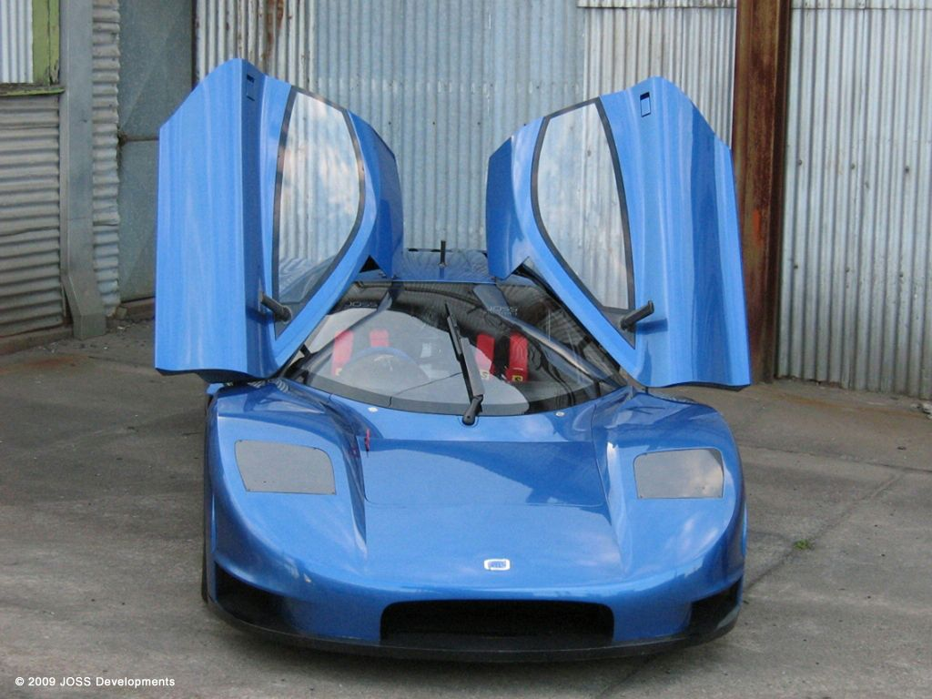 Joss supercar. Picture 7 of 14
