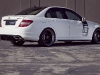 Kicherer Mercedes Benz C63 AMG White Edition