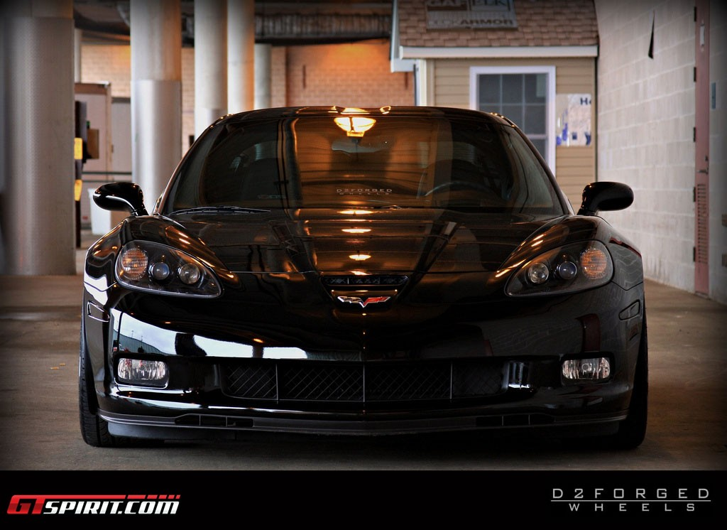 Knight Rider Corvette Z06 by D2Forged