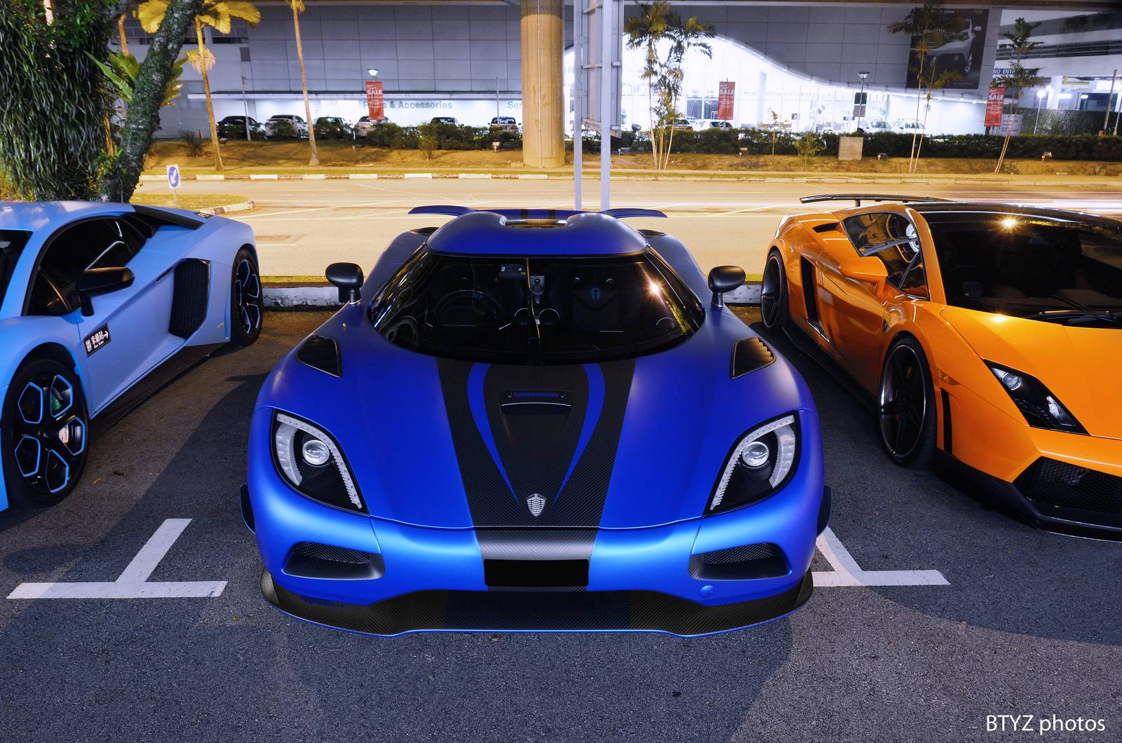 Photo Of The Day: The $5.3 Million Koenigsegg Agera S in ...
