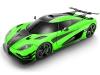 Koenigsegg One:1 Colour Suggestions of Sam Marecek