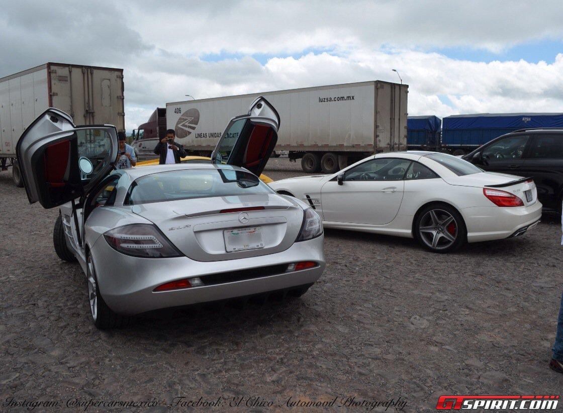 Фото   Mercedes-Benz SLR. 2014 год