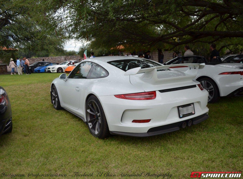 Фото   Porsche 911. 2014 год