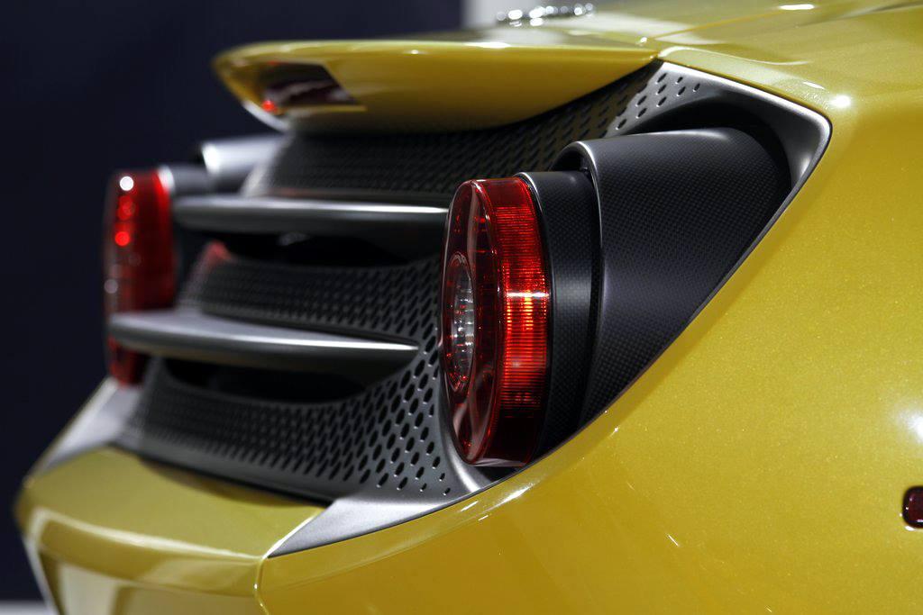 Задние фонари Lamborghini 5-95 Zagato