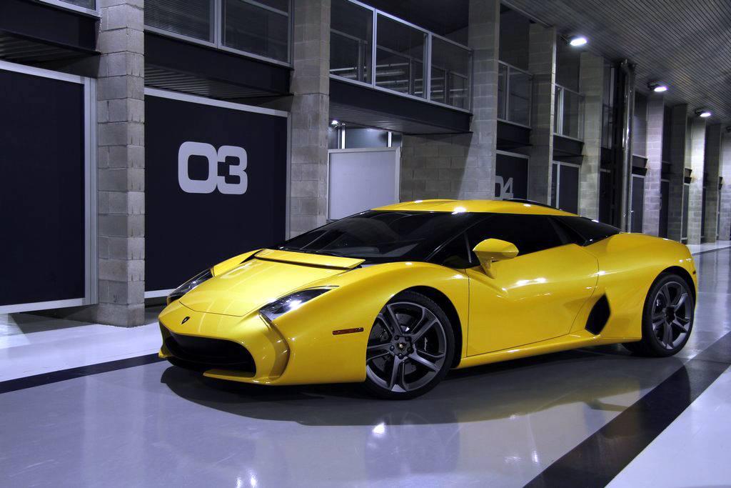 Фото | Lamborghini 5-95 Zagato