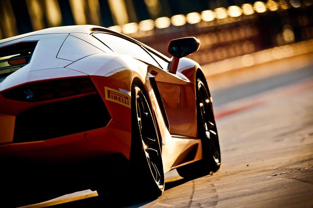 Курсы экстремального вождения Lamborghini Laguna Seca