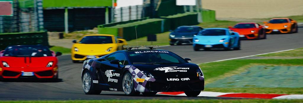 Скоростное вождение Lamborghini Laguna Seca