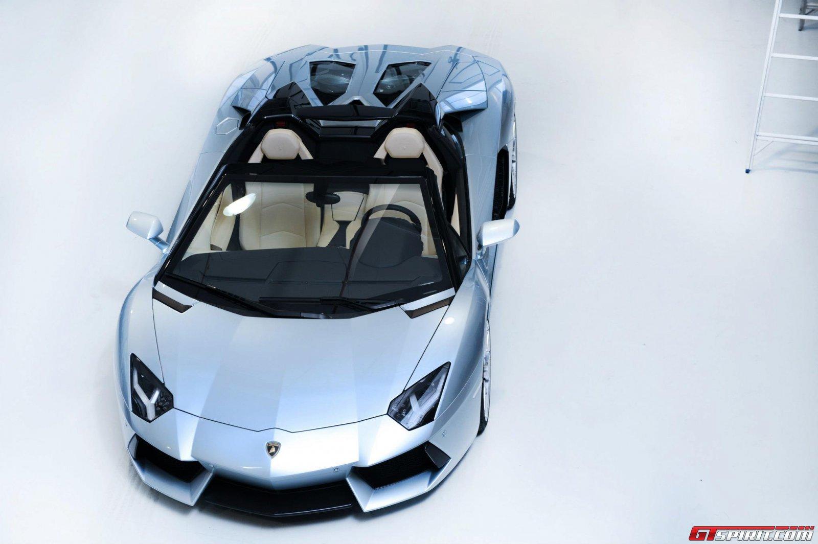 2013 Lamborghini Aventador LP700-4 Roadster Photo 20