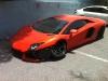 Lamborghini Aventador LP700-4 Wrecked in Dubai