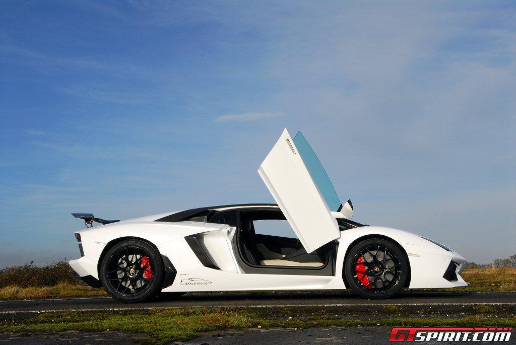 Oakley Design Lamborghini Aventador Lp760 4 Dragon Edition